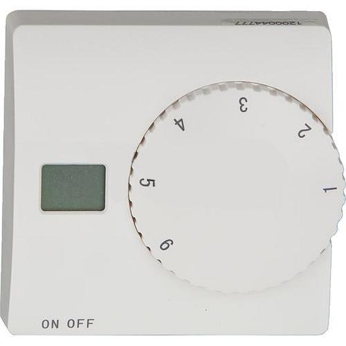 r gulation plancher chauffant thermostat d 39 ambiance pour plancher chauffant type standard. Black Bedroom Furniture Sets. Home Design Ideas