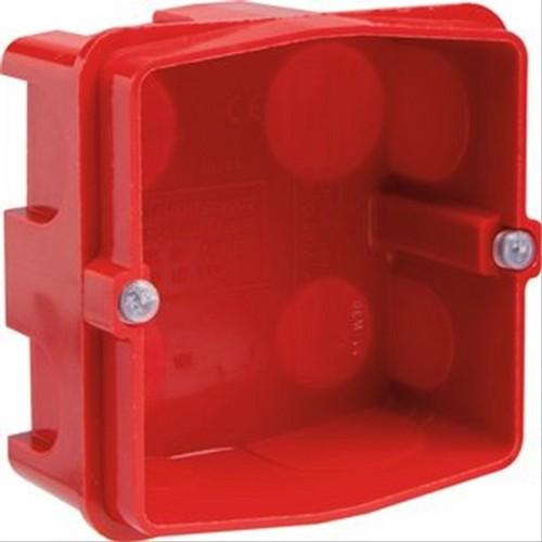 Boite d'encastrement carrée Legrand maçonnerie 1 poste 20/32A